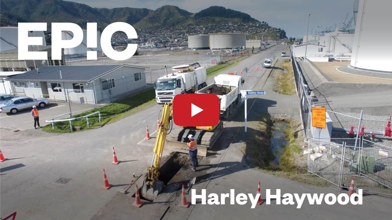 Harley Haywood
