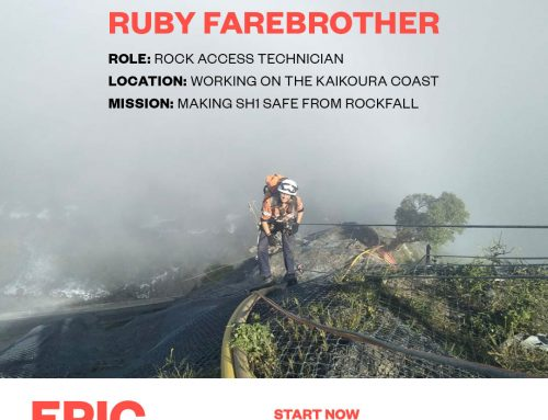 Ruby Farebrother: moving mountains in North Canterbury