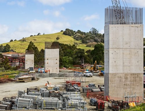 Five of New Zealand's most epic civil construction worksites