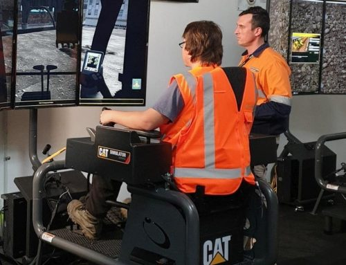 High-tech simulators changing the face of civil trade training